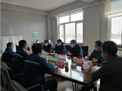 【今日头条】绥化市副市长来永见到我县就人居环境、企业疫情防控