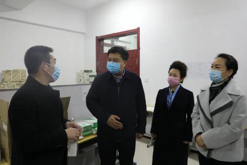 刘宝国:落实落靠防控举措 全力以赴做好开学复课准备