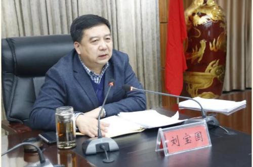 明水县召开疫情防控工作领导小组会议