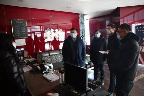 刘宝国:精细管控 温情服务 确保群众健康安全 企业运行平稳