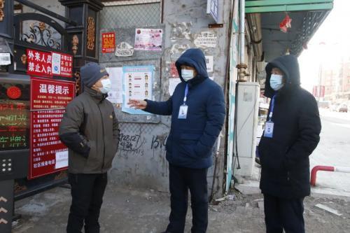 刘宝国:以最严明的纪律 最细致的措施 最精准的管控 全面提升小区管控质量 坚决守住这一方净土
