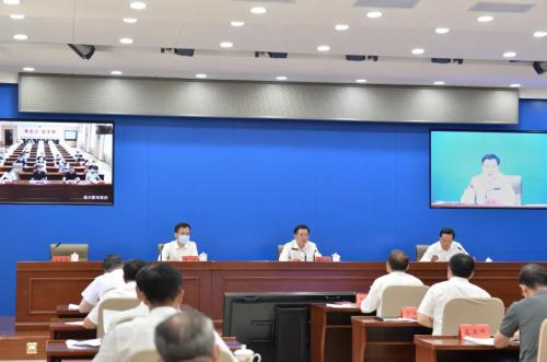 省政府召开全省交通运输安全电视电话会议